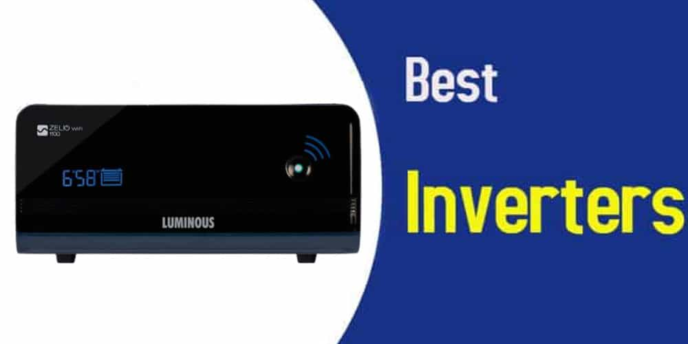 Best Inverters in India 2020