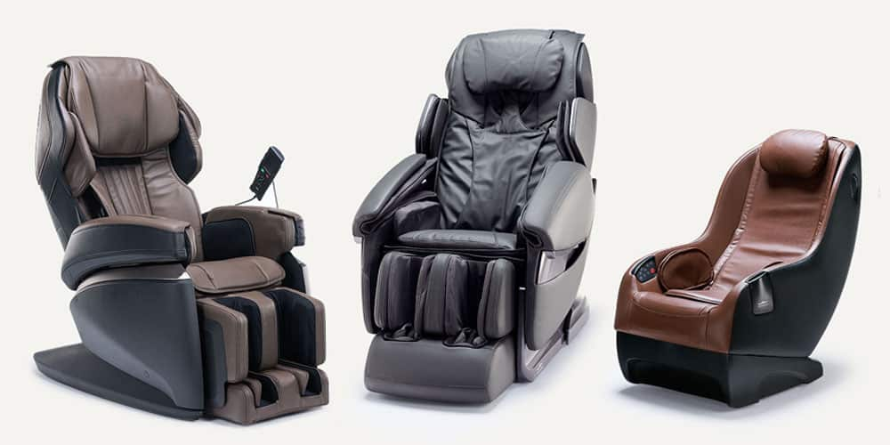 Height of the Massage Chair
