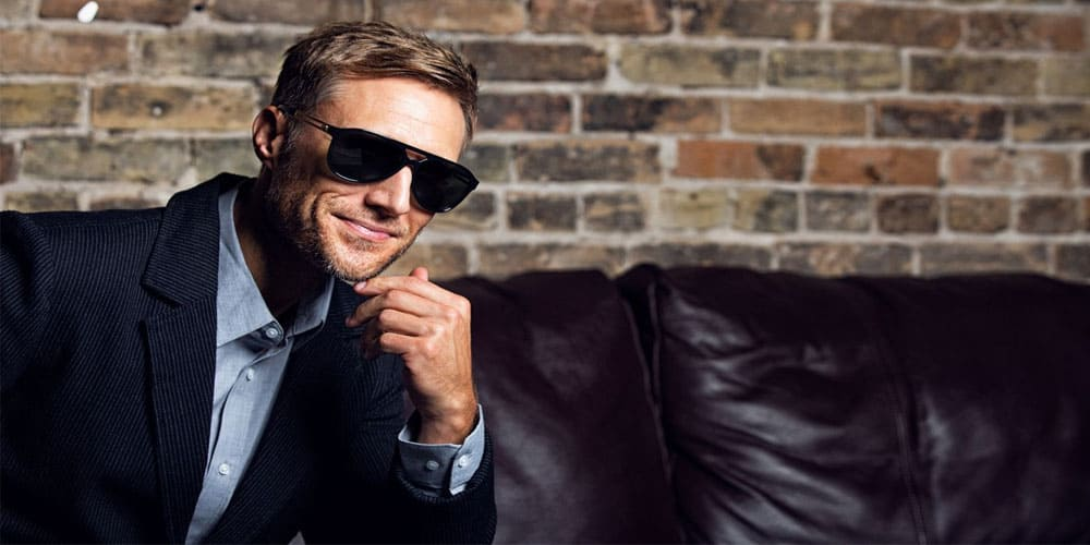 How to Pick the Perfect Pair of Sunglasses for Men