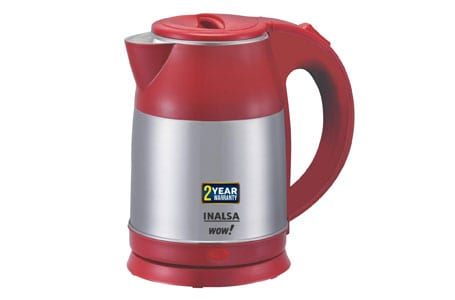 INALSA WOW 1.8 L 1500W Electric Kettle