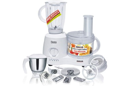 Best Food Processors in India 2021 – Reviews & Buyer's Guide 2