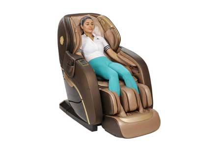 Best Massage Chairs In India 2021 – Reviews & Buyer's Guide 5