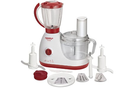 Maharaja Whiteline Fiesta FP-103 600W Food Processor