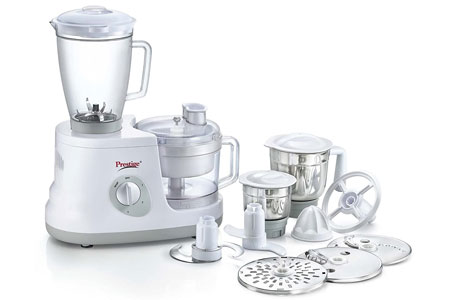 Prestige All Rounder 600W Motor Food Processor