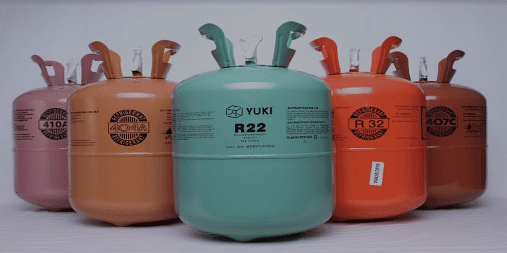 Refrigerant Gases History