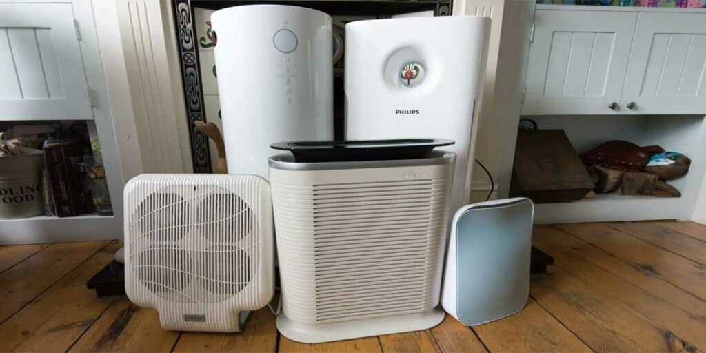 Types of Air Purifier Available In India