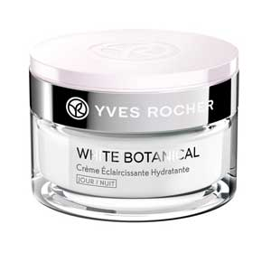 Yves Rocher White Botanical Exceptional Hydrating Cream Day and Night Care