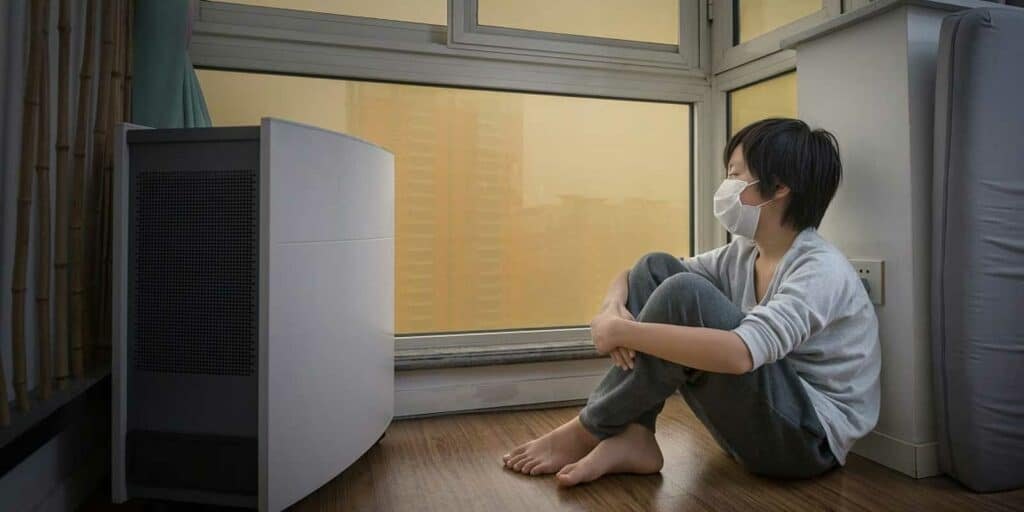 Factors to consider while buying The Best air purifier under 10000