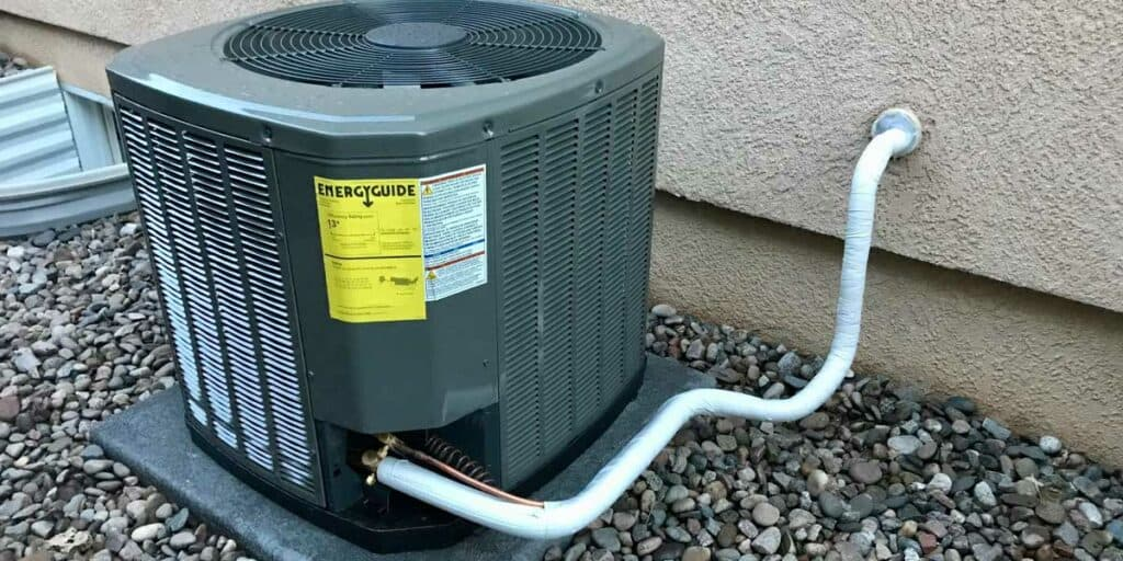 What is a condenser?