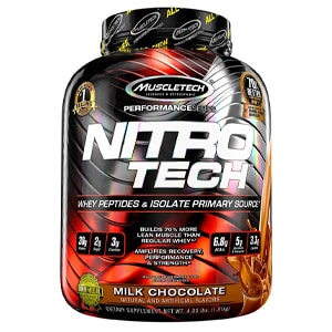 Performance Series NitroTech Whey Protein