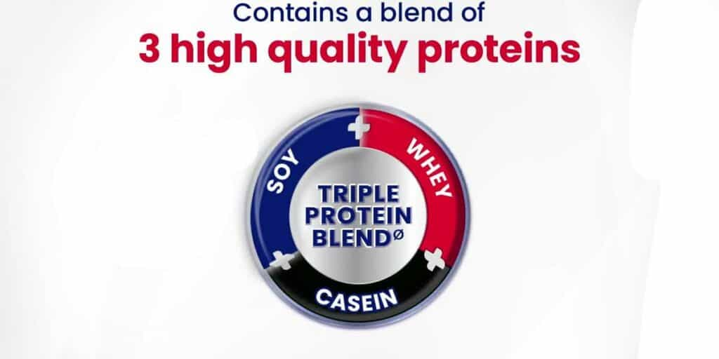 Types of Proteins in Horlicks Protein Plus