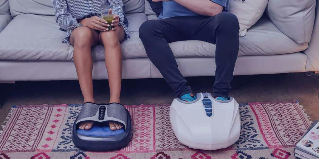 Benefits of Leg and Foot Massager