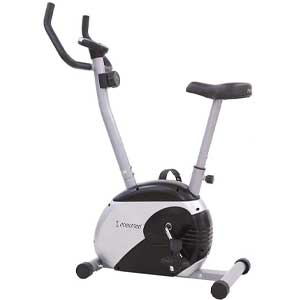 Cockatoo CUB-01 Smart Series Magnetic Exercise Bike for Home Gym, Upright Bike