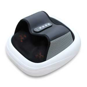 HealthSense LM 330 Heal-Touch Foot Massager with Heat