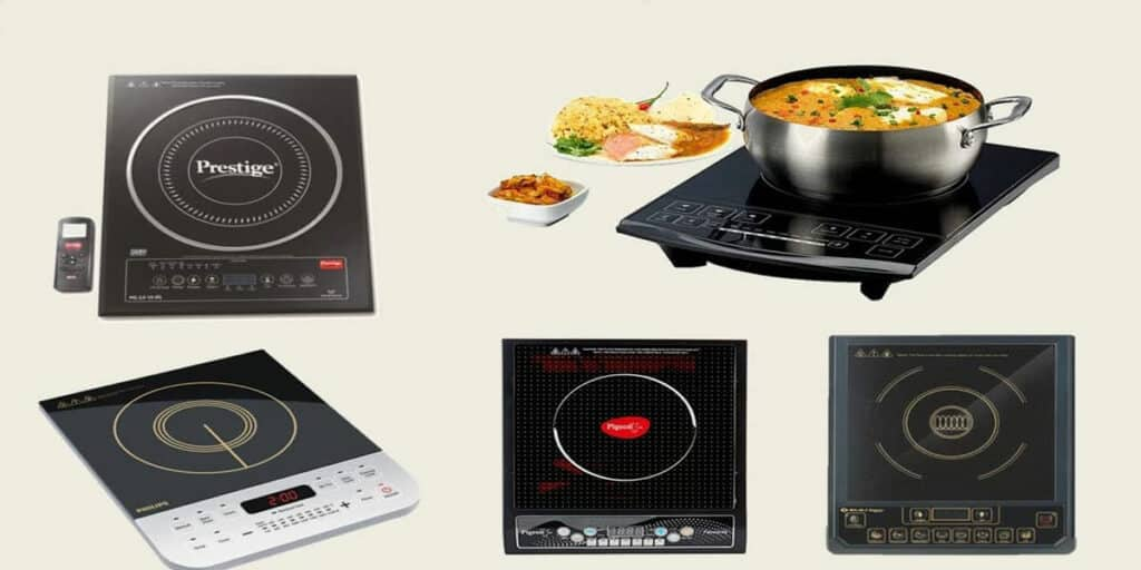 Types of Induction Cooktops and Induction Stoves