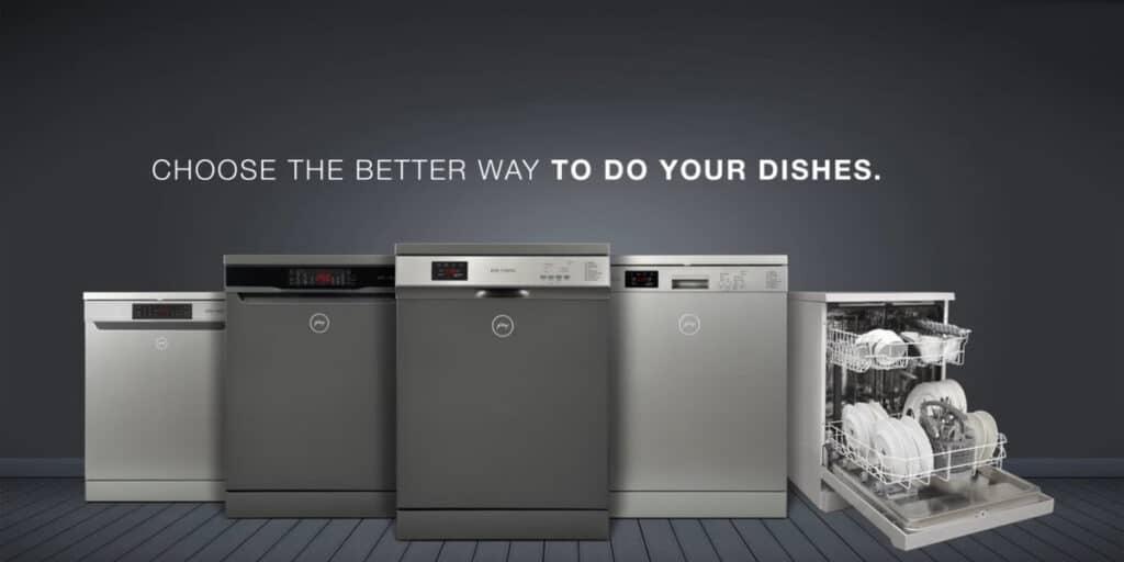 Dishwasher Smart Features