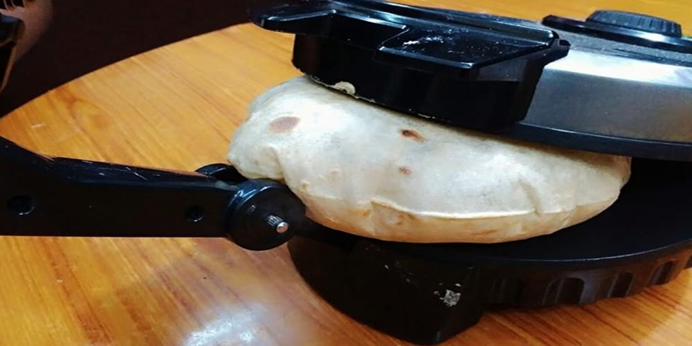 How To Use Roti Maker