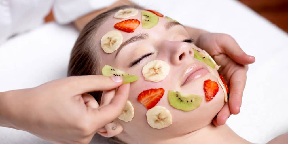 What are the benefits of fruit facial