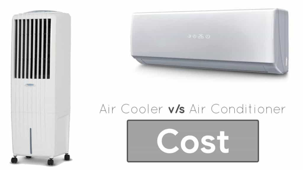 5 Reasons Why an Air Cooler is better than an Air Conditioner 1