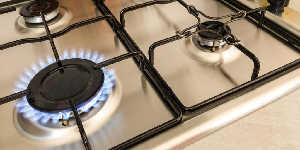 How To Clean Gas Burner At Home