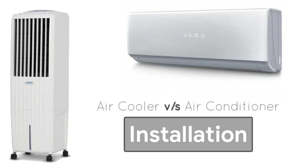 5 Reasons Why an Air Cooler is better than an Air Conditioner 2