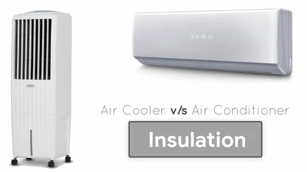 5 Reasons Why an Air Cooler is better than an Air Conditioner 5
