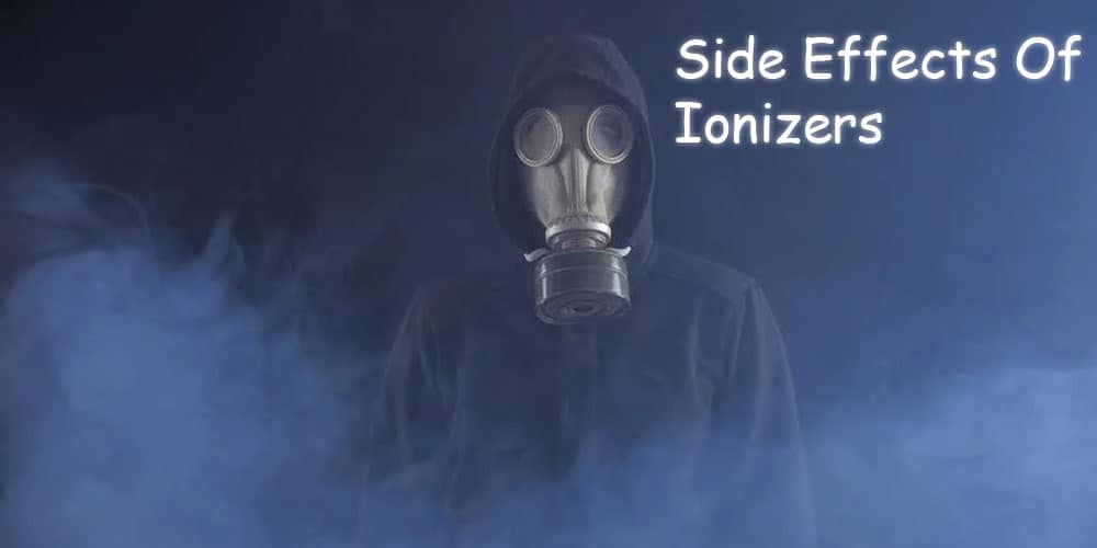 side effect of ion air purifiers