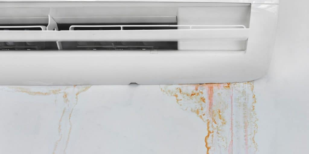 Causes Of Water Dripping From AC