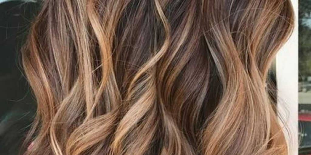 Types of Hair Highlights 2