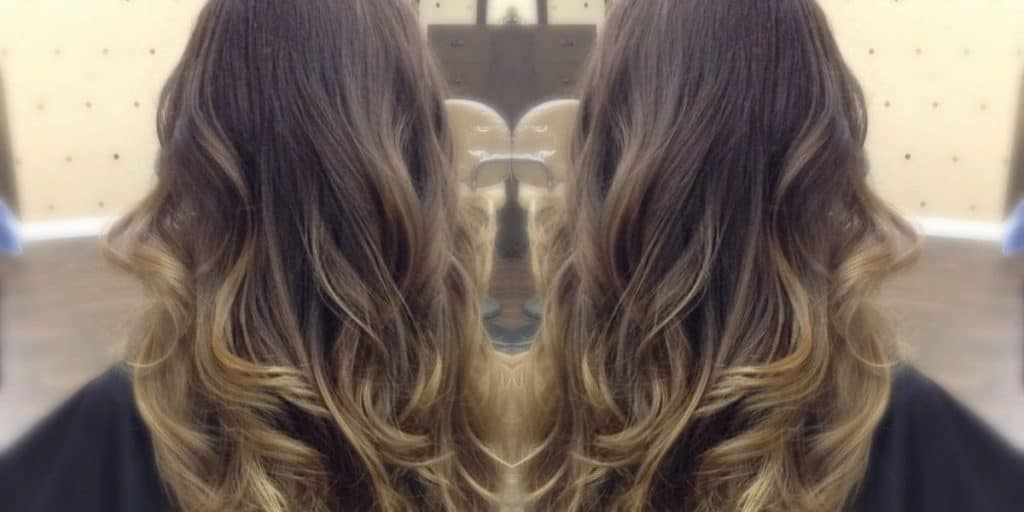 Types of Hair Highlights 1