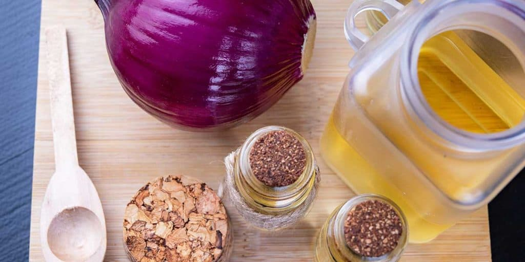 Use Onion Juice With Coconut Oil
