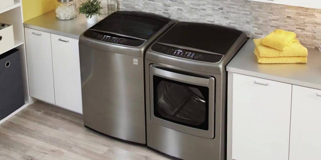 Front Load or Top Load Washing Machine