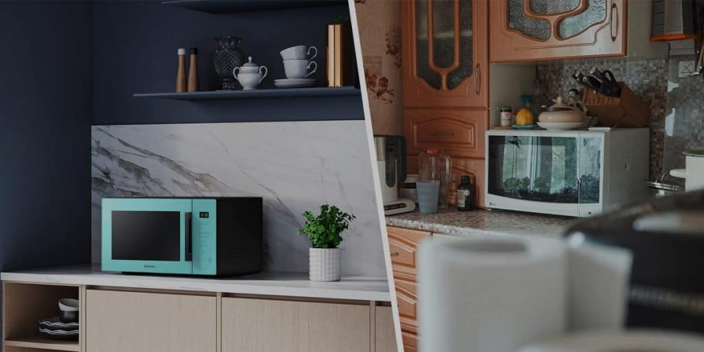 Grill Microwave Oven Vs Convection Microwave Oven