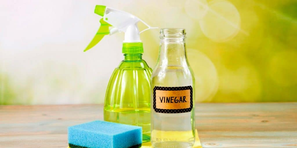 How To Clean Gas Stove Pipes Using Only Vinegar
