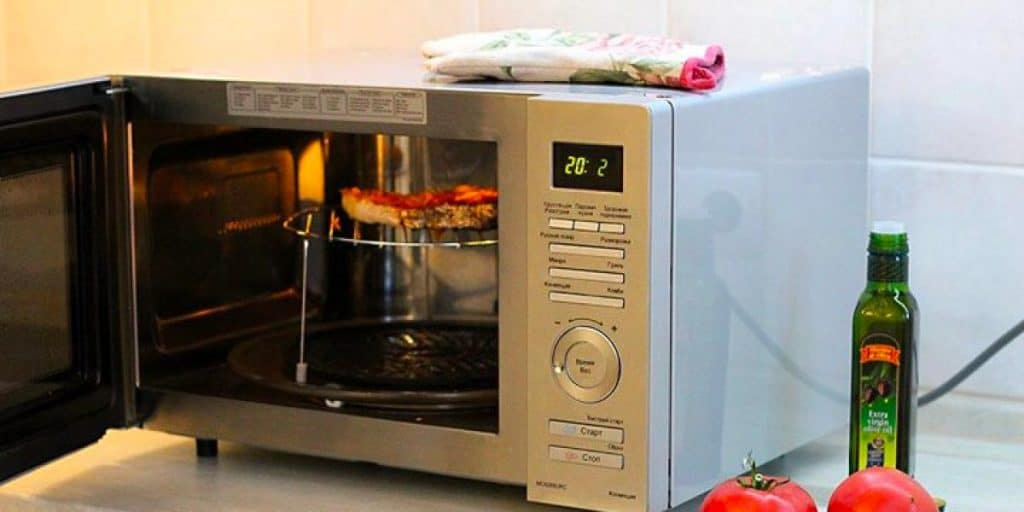 What Is Grill Microwave