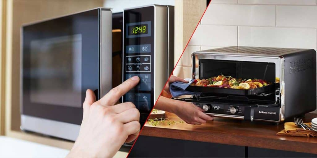Difference Between OTG And Microwave